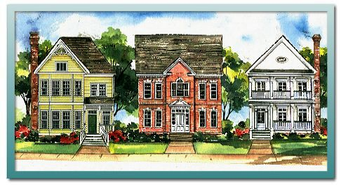 Historic Homes House Plans